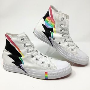 CONVERS Chuck Taylor All Star Pride Shoes size.7